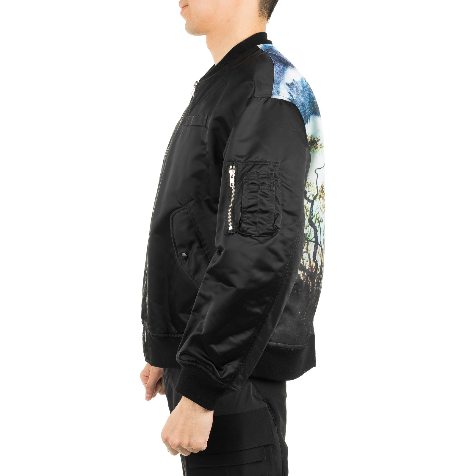 JUW4202-2 JACKET Black