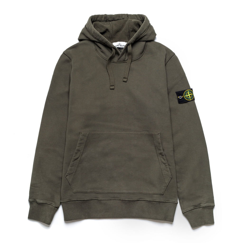 Garment Dyed Hoodie 731564120 Olive