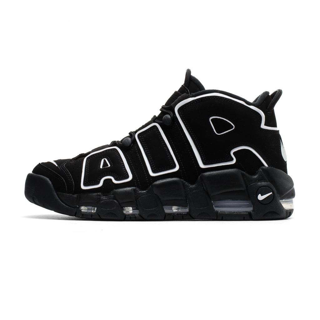 Air More Uptempo 414962-002 Black
