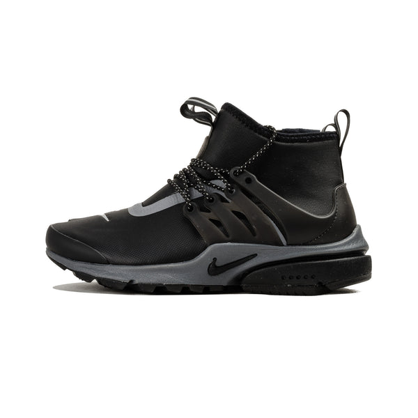 W Air Presto Mid Utility 859527-002 Black