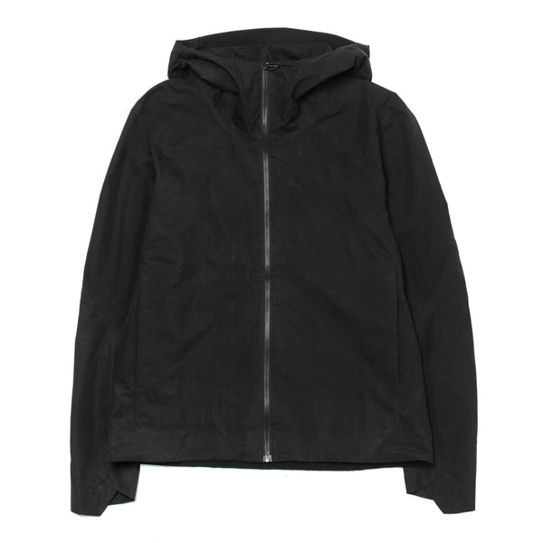 Isogon Hooded Jacket 15643 Black