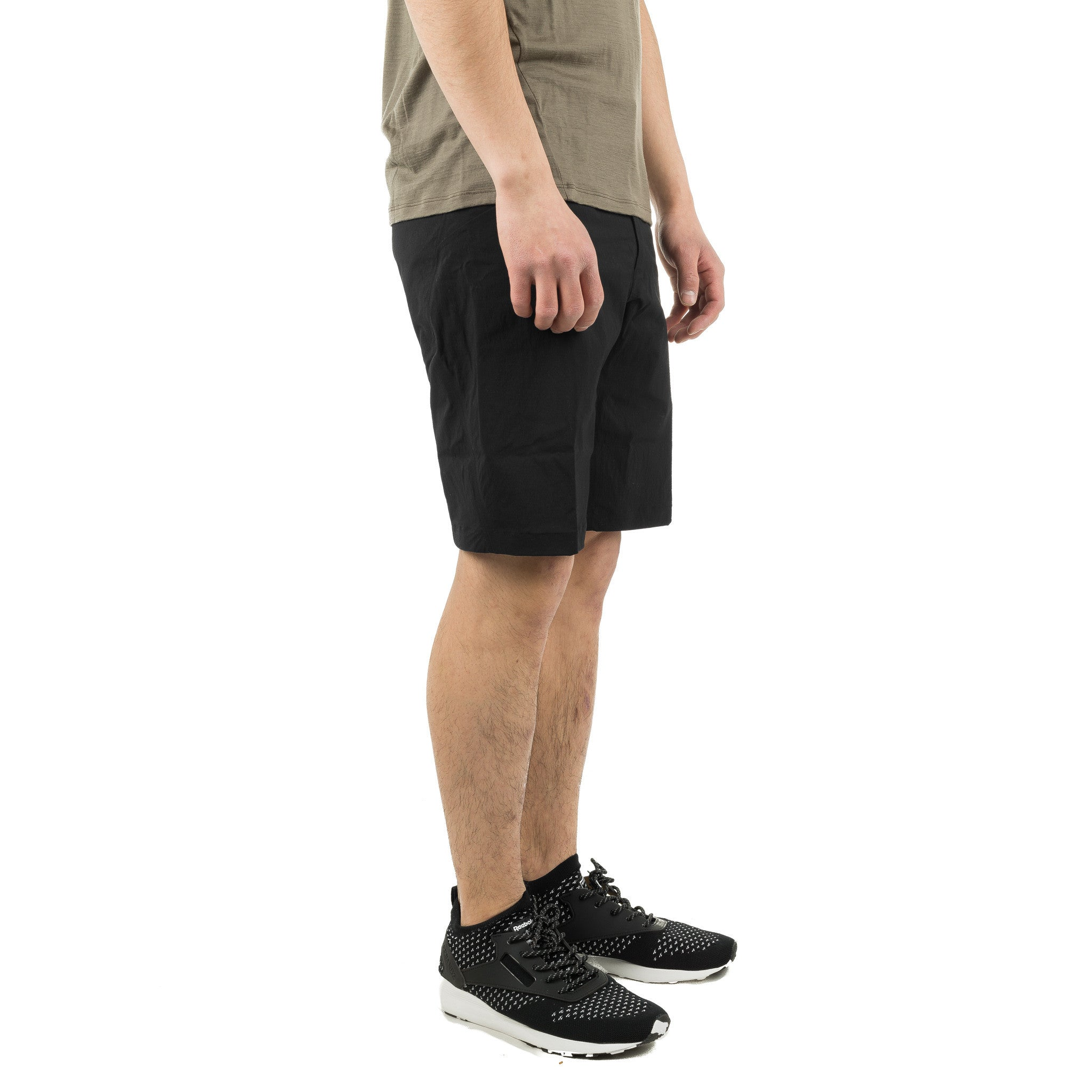 Voronoi Shorts 16601 Black