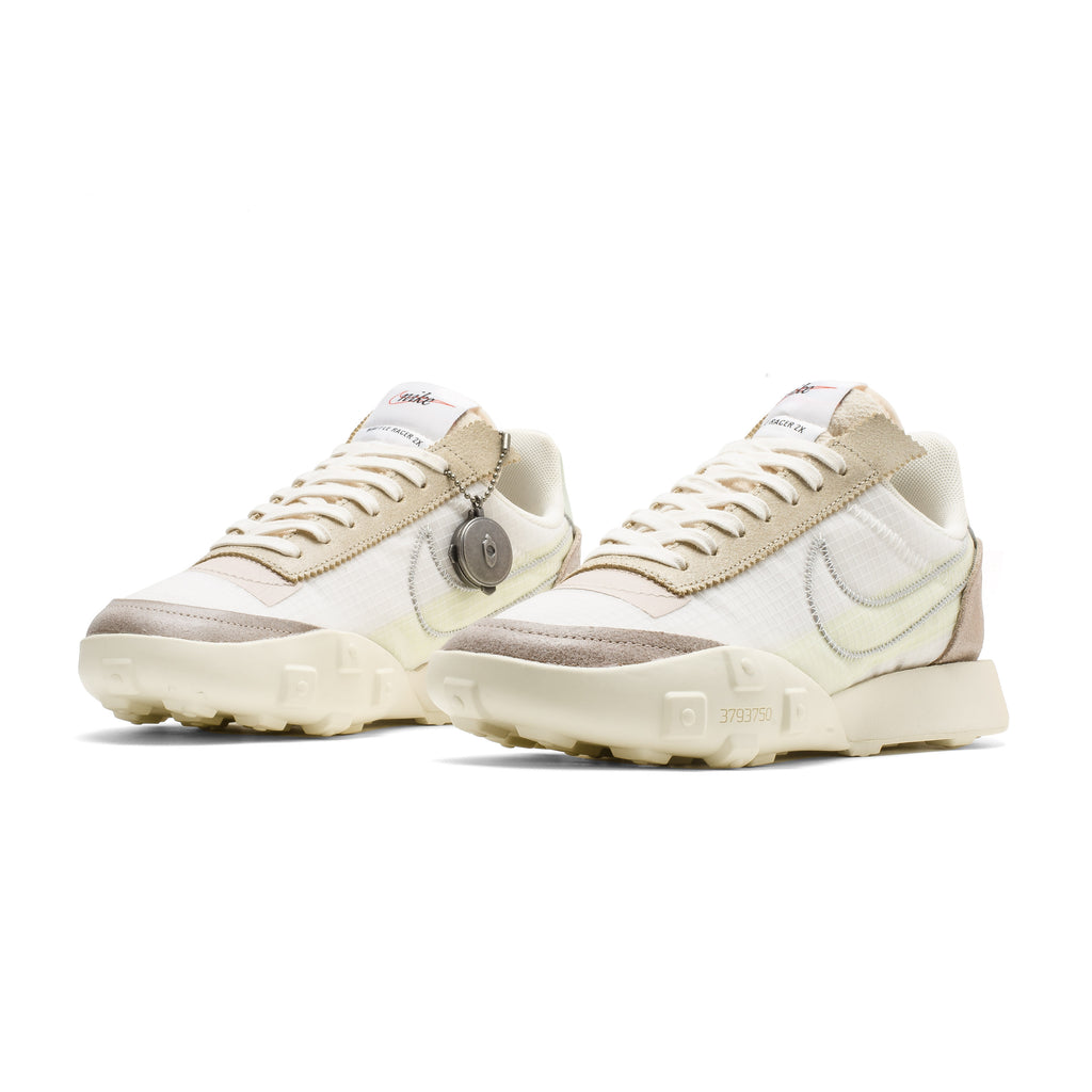 Wmns Waffle Racer LX Series QS CW1274-100 Ivory