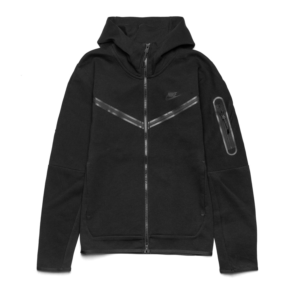 Nike Tech Fleece Zip Hoodie CU4499-010 Black