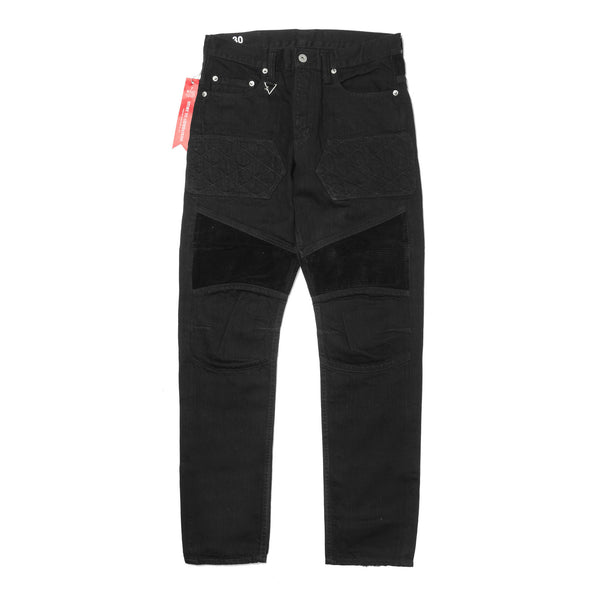 Biker Denim Black WL-P-05