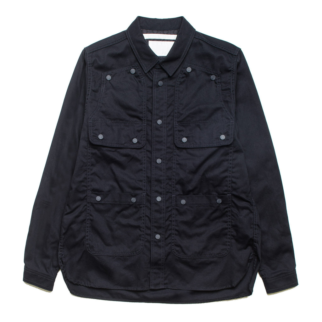 OX Luggage Shirt Navy