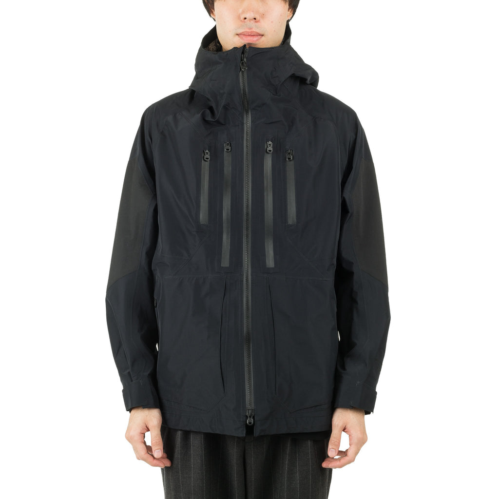 Gore-Tex Mountain Parka Black
