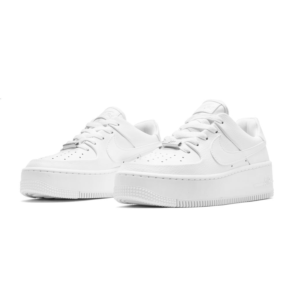 Wmns Air Force 1 Sage Low AR5339-100 White