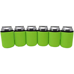 Premium 5mm Neoprene Can Coolers