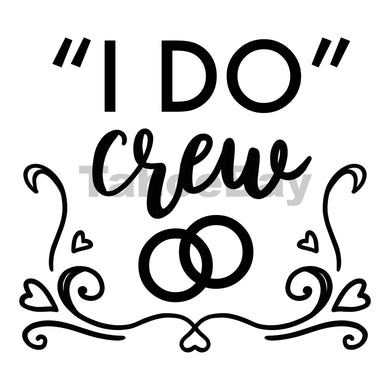 I Do Crew Can Cooler Graphic Design Files | SVG PSD PNG