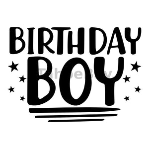 Birthday Boy Can Cooler Graphic Design Files | SVG PNG