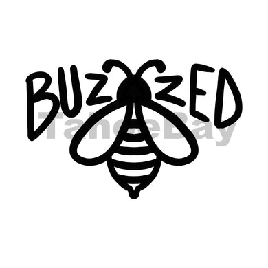 Buzzed Can Cooler Graphic Design Files | SVG PSD PNG
