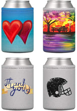 Load image into Gallery viewer, Can-Canvas Paintable Can Cooler