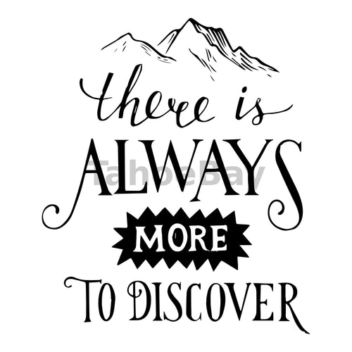 There Is Always More To Discover Can Cooler Graphic Design Files | SVG PNG