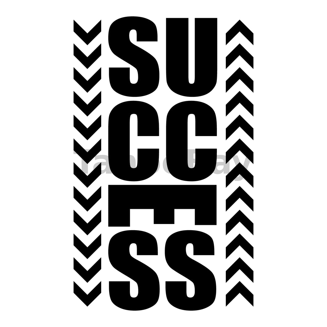 Success Can Cooler Graphic Design Files | SVG PNG