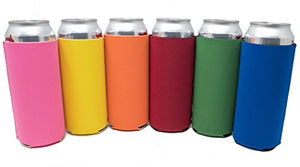 Blank 24oz Tallboy Can Coolers
