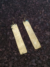 Load image into Gallery viewer, Konga Brass Earrings