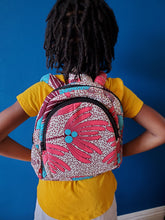 Load image into Gallery viewer, Rwandan Kids Bagpack