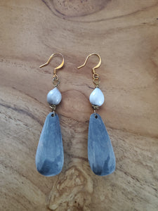 Majok & Horn Earrings