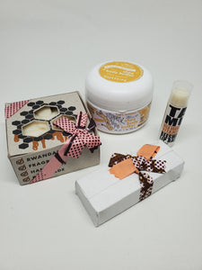 Wild Orange & Cocoa Besswax and Shea Set