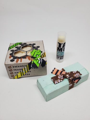 Peppermint & Cocoa Besswax Set