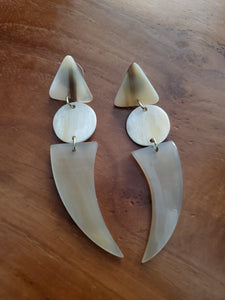 Sasha Statement Earring