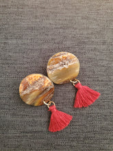 Load image into Gallery viewer, Salsa Haitian Earrings