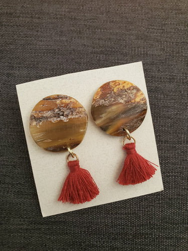 Salsa Haitian Earrings