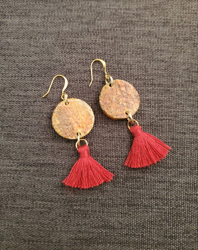 Campas Haitian Earrings