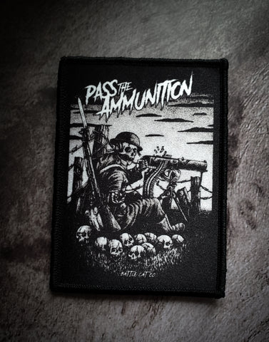 Pass the ammunition - Patch
