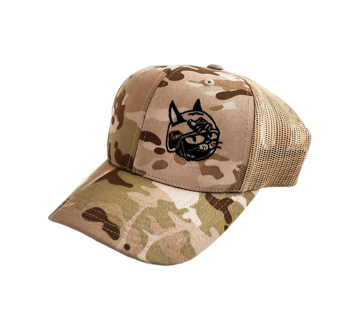 Classic Battle Cat Hat - Multicam Arid