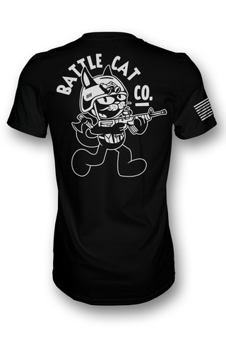 Tactical Battle Cat - Black