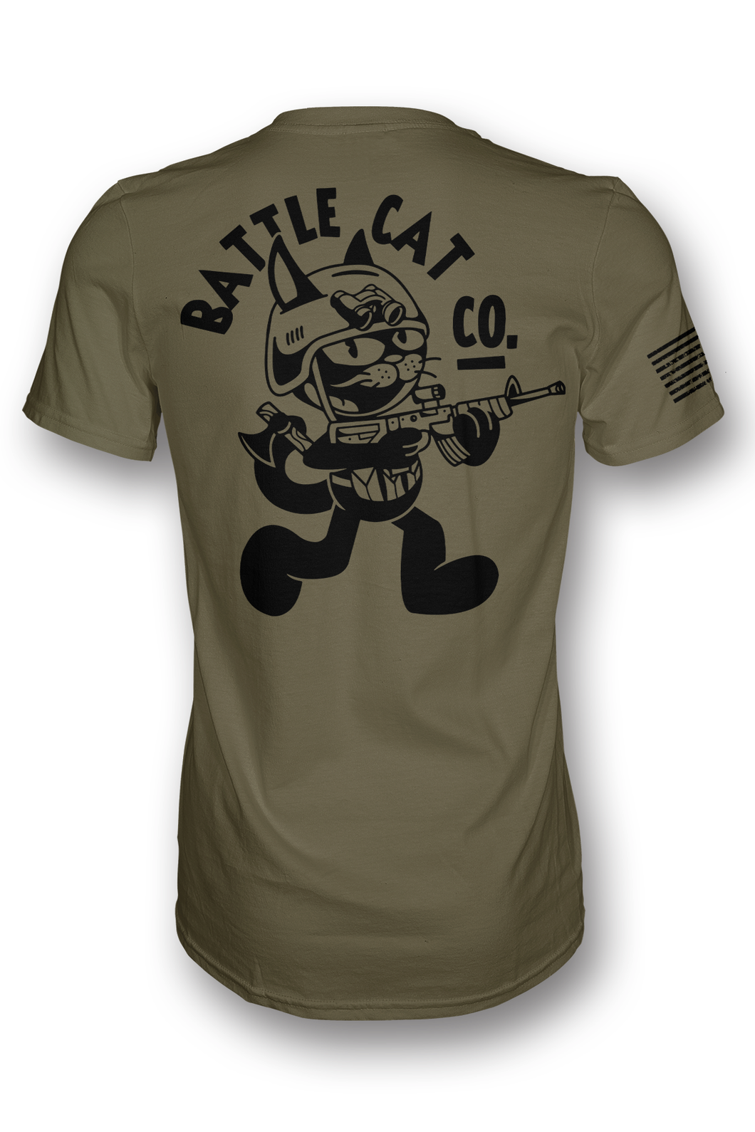 Tactical Battle Cat - OD Green