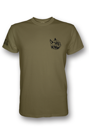 Classic Tactical Battle Cat - OD Green
