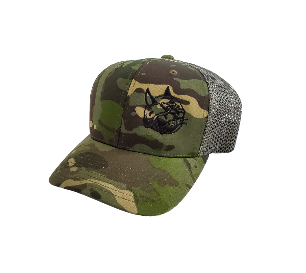Classic Battle Cat Hat - Multicam Tropic
