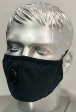 Load image into Gallery viewer, Washable Mask W/ Filter Sleeve