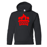 2020 Dumpster Fire Hoodie Unisex Pullover Hooded Sweatshirt Adult S-5X Clothes Worst Year Ever Sucks #2020 Trash Garbage Free Shipping Merch Massacre