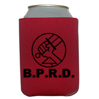 Comic Hellboy Can Cooler Sleeve Bottle Holder BPRD Horror Free Shipping Merch Massacre