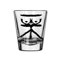 True Crime Shot Glass BTK Dennis Rader Serial Killer Bind Torture Kill Mindhunters Horror Slasher Nerd Geek Halloween Free Shipping Merch Massacre