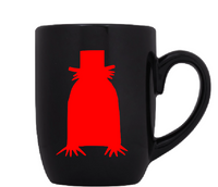Babadook Mug Coffee Cup Black Supernatural Paranormal Spirit Ghost Sci Fi Horror Free Shipping Merch Massacre
