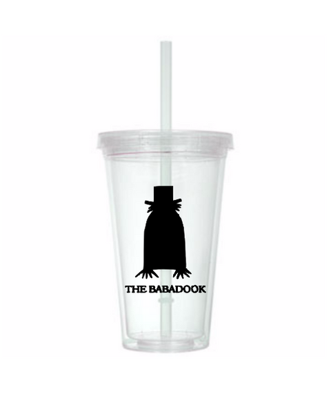 Babadook Tumbler Cup Horror Supernatural Spirit Killer Paranormal Free Shipping Merch Massacre