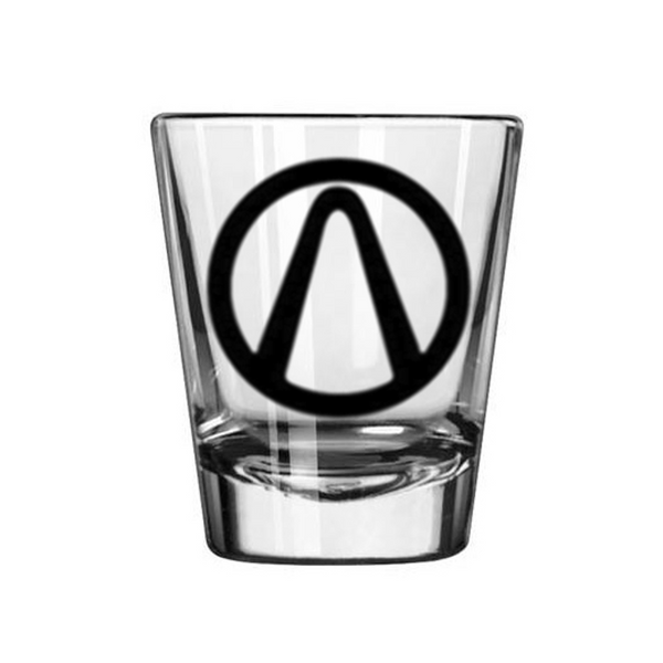 Gamer Borderlands Shot Glass Video Game Gaming Shooter Streamer Pandora Vault Symbol Tabletop Retro Nerd Geek Halloween Free Shipping Merch Massacre