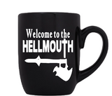 Buffy the Vampire Slayer Mug Coffee Cup Black Welcome Hellmouth Free Shipping Merch Massacre