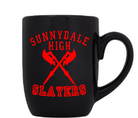 Buffy the Vampire Slayer Mug Coffee Cup Black Sunnydale Horror Free Shipping Merch Massacre