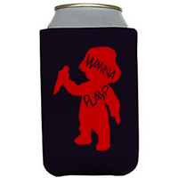 Child's Play Chucky Can Cooler Sleeve Bottle Holder Wanna Play Free Shipping Merch Massacre