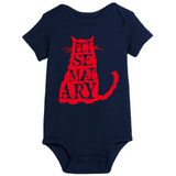 Pet Sematary Baby Infant Youth Bodysuit Romper NB-24 Months Church Zombie Cat Sometime's Dead is Better Undead Horror Free Shipping Merch Massacre