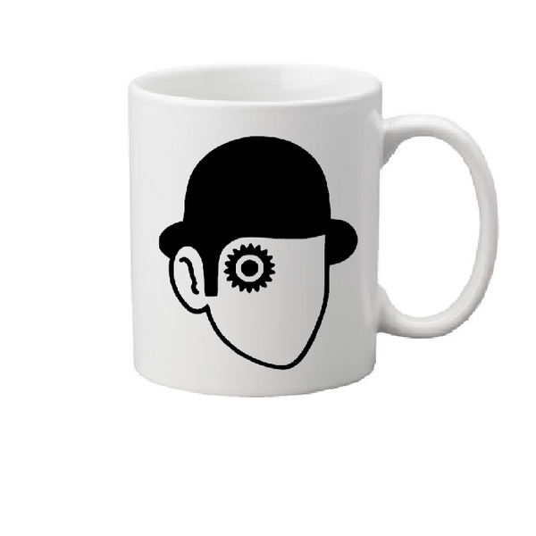 Clockwork Orange Mug Coffee Cup White Alex Droogs Ultraviolence True Crime Serial Killer Prison Movie Horror Halloween Free Shipping Merch Massacre