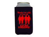 Clockwork Orange Droogs Can Cooler Sleeve Bottle Holder Ultra Violence Free Shipping Merch Massacre