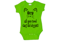 Tiger King Joe Exotic Baby Infant Youth Bodysuit Cool Cats and Kittens Carole Creeper Romper NB-24 Months Free Shipping Merch Massacre