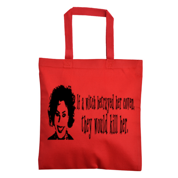 The Craft Canvas Tote Bag Witch Coven Nancy Horror Free Shipping Merch Massacre